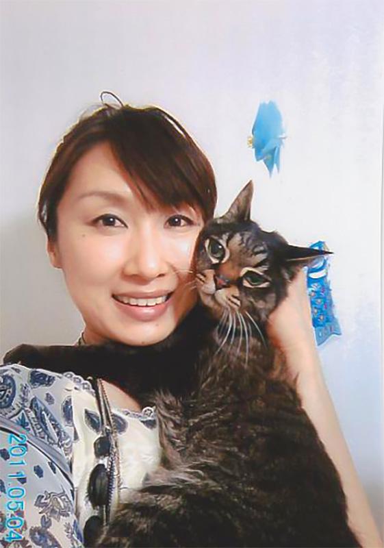 患有肾脏癌的猫咪SHAKE复活了02