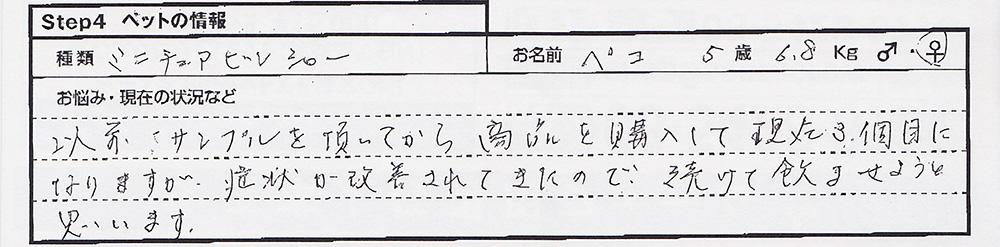水野敬子 ペコ